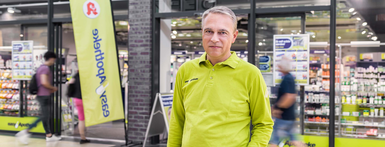 Andreas Fritsch, easyApotheke Landshut