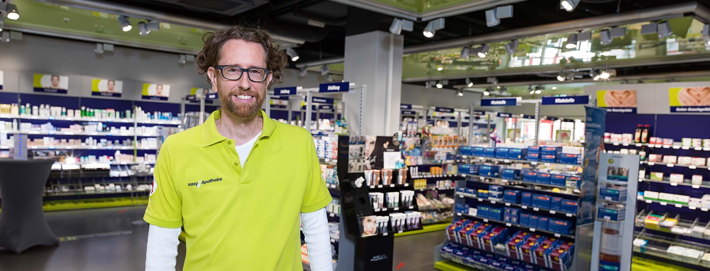 Dr. Christoph Gehrke, easyApotheke Schifferstadt