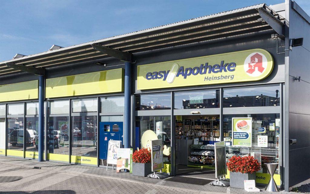 Die easyApotheke in Heinsberg, Inhaber Lutz Steinfurth