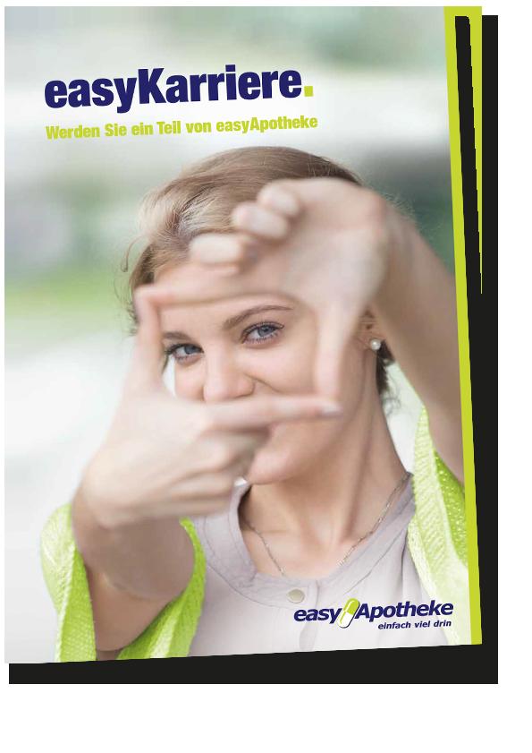 Broschüre easyKarriere - easyApotheke