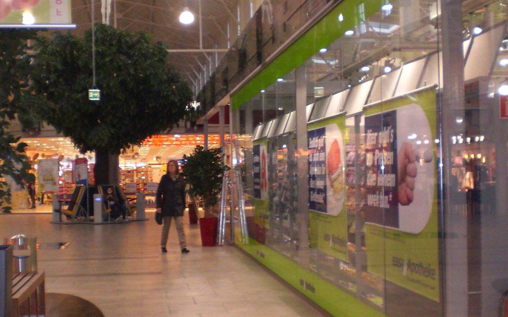 Die easyApotheke von Apothekerin Stephanie Kühne in Freising von außen