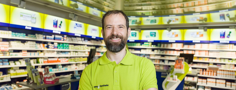 Peter Dorfner, easyApotheke Neumarkt