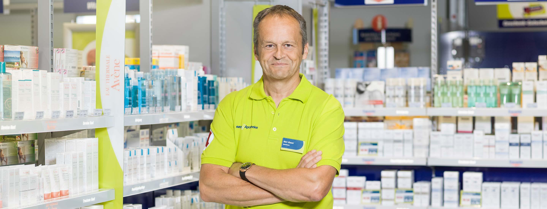 Wolfgang Bauer, easyApotheke Bayreuth-Süd