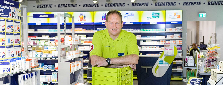 Lars Haselhorst, easyApotheke Wolfsburg