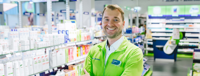 Dr. Markus Manhardt, easyApotheke Augsburg-Mitte & easyApotheke Landsberg